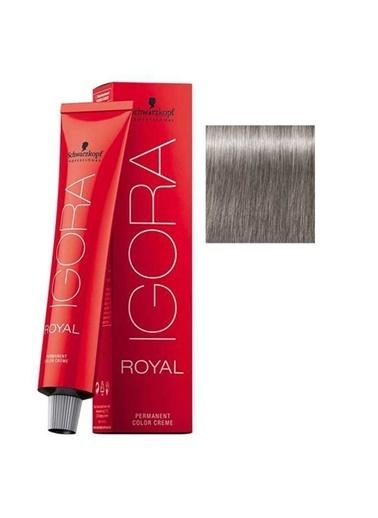 Schwarzkopf Igora Royal No:8-11 Açık Kumral-Yoğun Sandre Saç Boyası Kahve